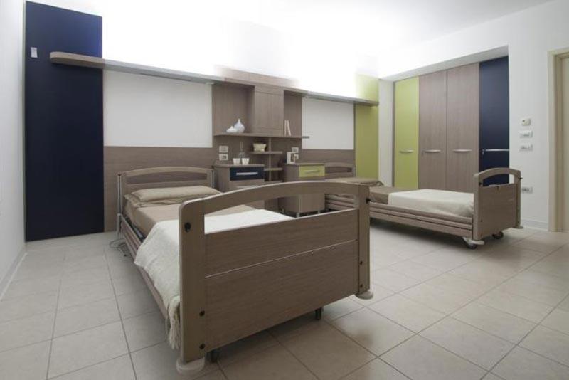 Stanze - Casa di riposo per anziani Roncade Treviso